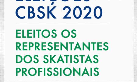 Conheça os representantes dos skatistas profissionais para pleito de 2020 da CBSk