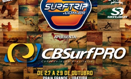 Categoria feminina abre o CBSurf Pro Tour nesta terça-feira em Ubatuba