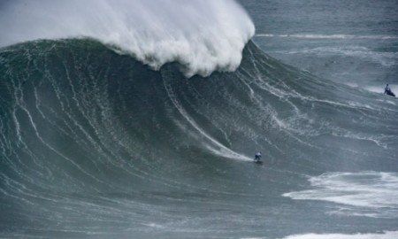 Está aberta a janela de espera do Nazaré Tow Surfing Challenge
