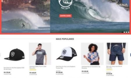 World Surf League e Netshoes anunciam o lançamento da loja online