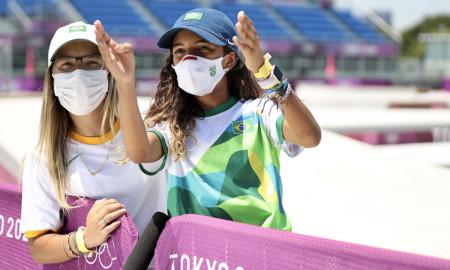 Seleção Brasileira de Street realiza primeira sessão em Tóquio