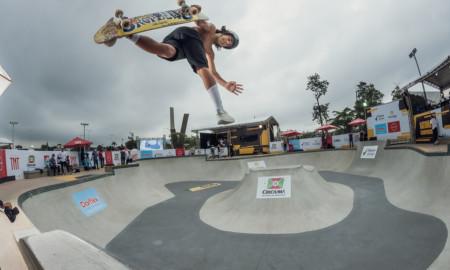 Confederação Brasileira de Skate promove encontro com a Seleção Júnior de Park