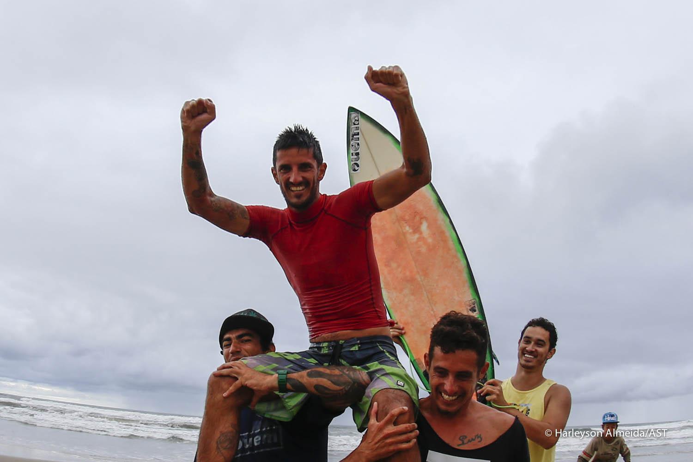 Gustavo Borges / Foto Harleyson Almeida