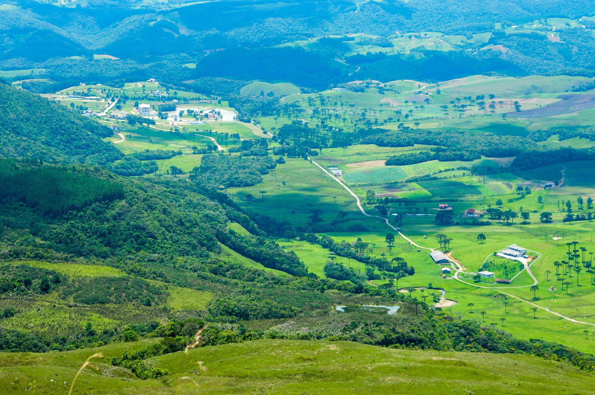 Rancho Queimado / Foto José Correa