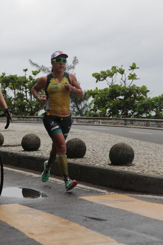 "Mariana Borges competirá ""em casa"" / Foto FinisherPix"
