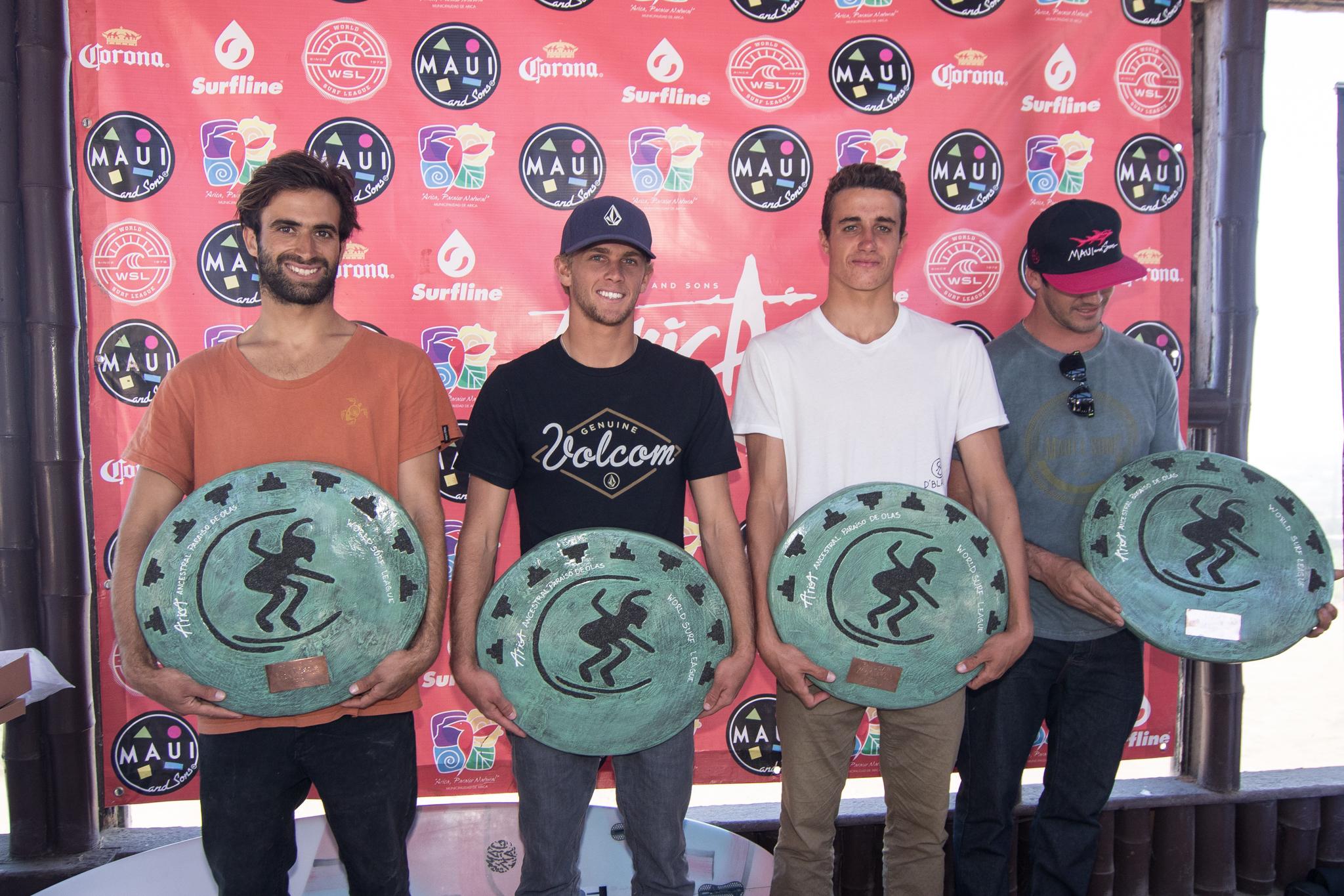 Semfinalistas em 2015 / Foto Pablo Jimenez