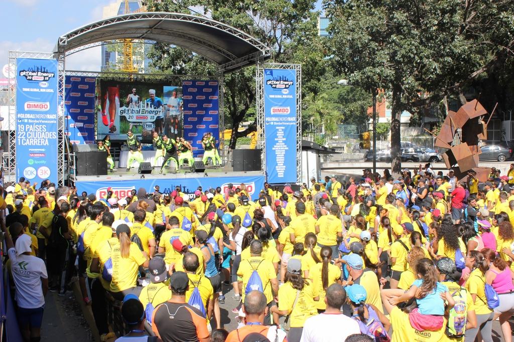 Foto Divulgação/Global Energy Race