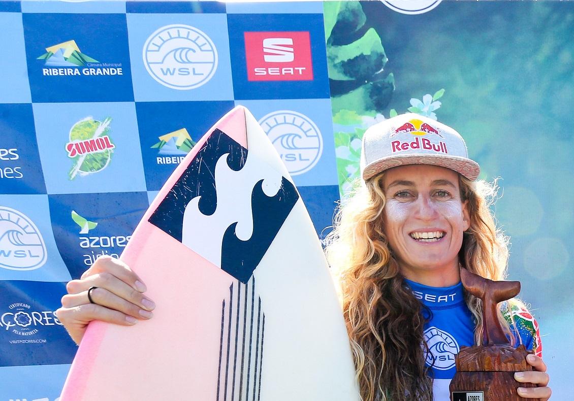 Justine Dupont (FRA) / Foto Masurel / WSL