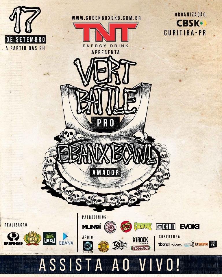 Vert Battle & Ebanx Bowl