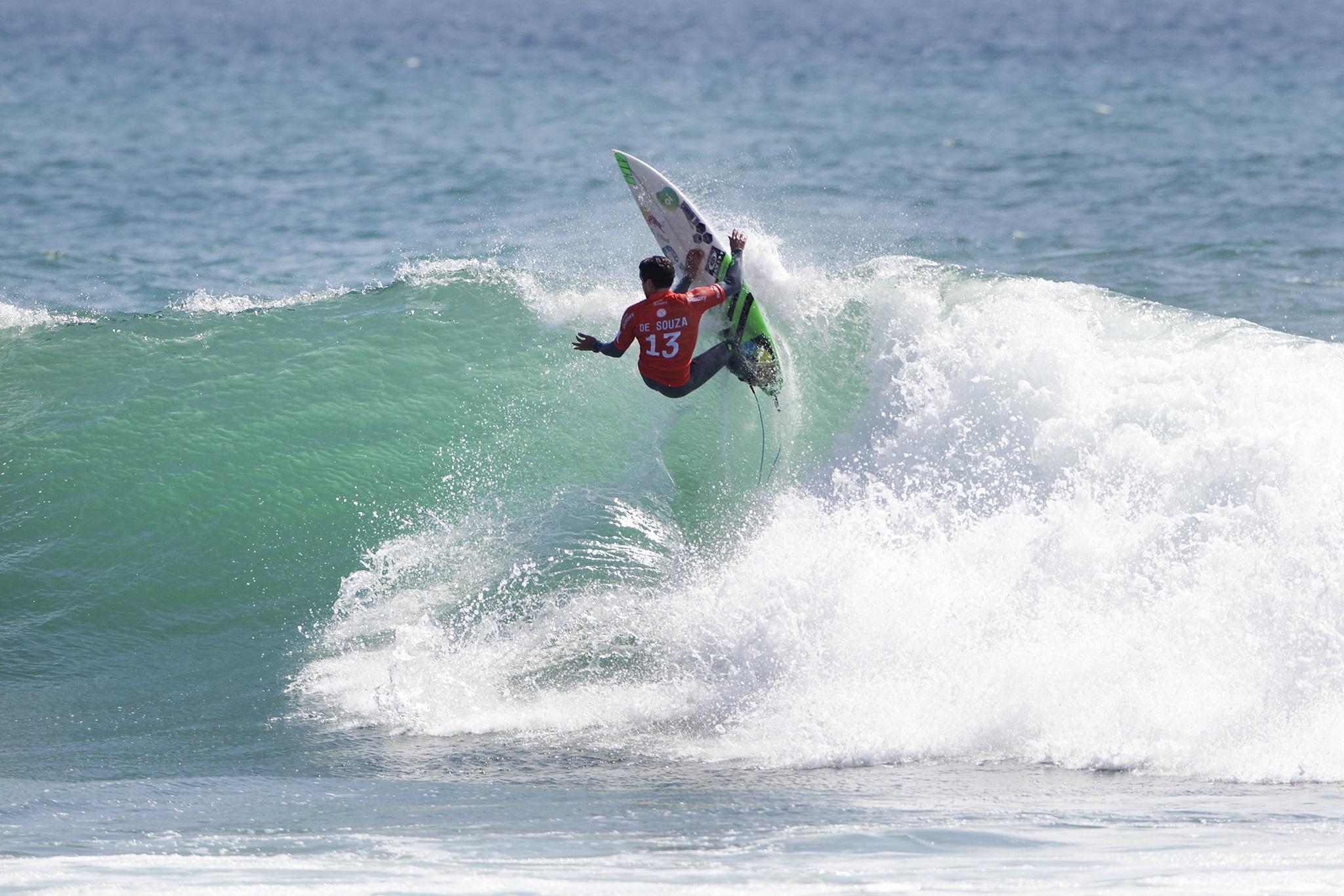 Adriano de Souza (SP) / Foto Sean Rowland