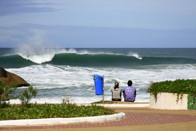 Praia da Joaquina Foto Basílio Ruy