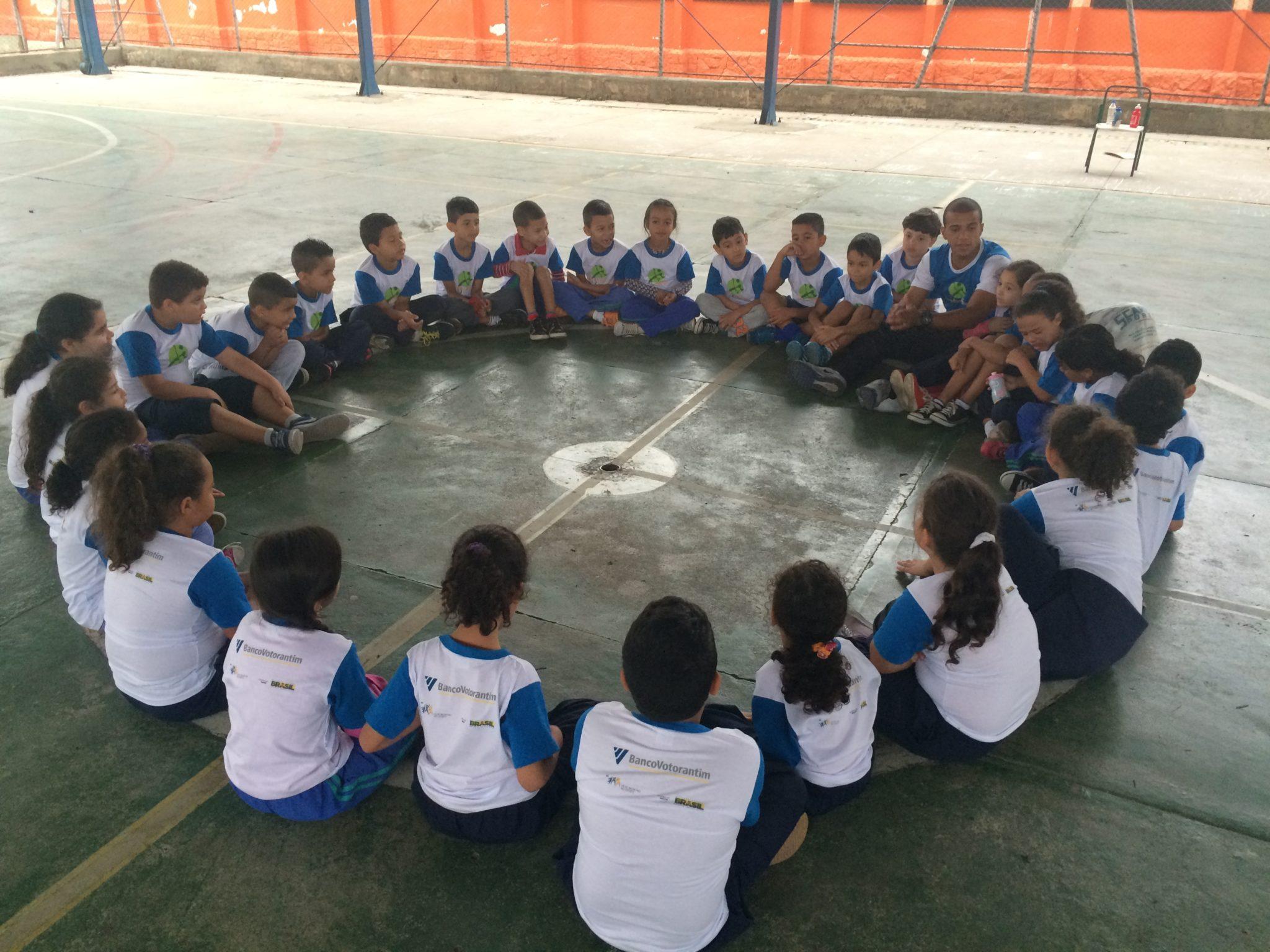 Os alunos do Núcleo irão aprender mais sobre a cultura indígena (IEE/ Divulgação)