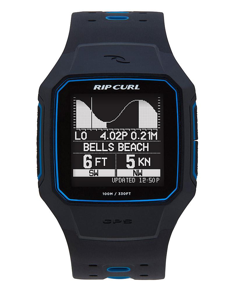 c824eed63a6 Foto  Divulgação Foto  Divulgação. FacebookTwitter. O primeiro relógio com  GPS para surf do Mundo ficou ainda melhor! Totalmente reformulado ...