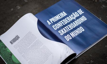 #SomosTodosCBSk – A história da Confederação Brasileira de Skate registra em livro