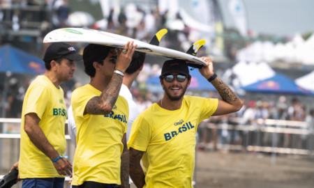 Classificatória para as Olimpíadas de Tókio começa neste domingo, nas ondas de La Bocana e El Sunzal