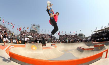 Luiz Francisco é o 1º brasileiro classificado para estreia do skate nas Olimpíadas