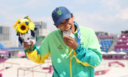 Kelvin garante a primeira medalha para o Brasil nas Olimpíadas