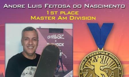 Freestyle do Brasil conquista pódios no World Round-Up Online Showdown 2021