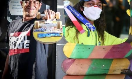 Rayssa Leal vence, mas quem ganha é a ONG Social Skate