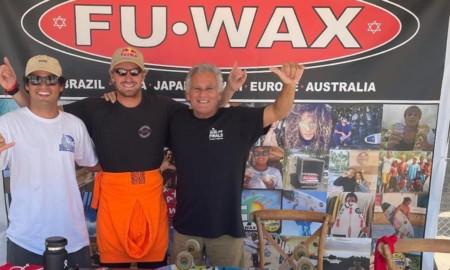 """""""O Grupo Hang Loose merece duas ondas de gratidão"""", diz FU-WAX"""