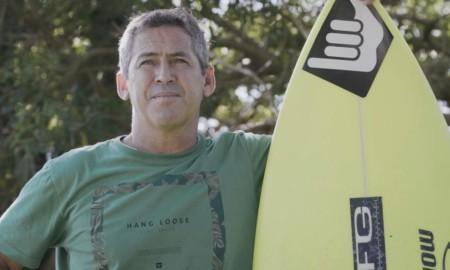 Fabio Gouveia será um dos comentarista do Hang Loose Surf Attack 2021