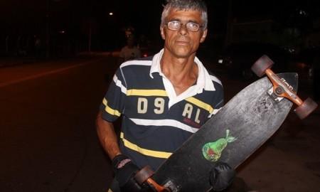 O skate de Osasco está em Luto: morreu o Aquiles Oliveira